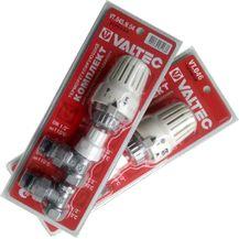 Комплект радиаторный Valtec VT.045 | Боковое подключение | Угловой
