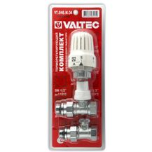 Комплект радиаторный Valtec VT.046 | Боковое подключение | Прямой
