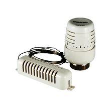 Термостатическая головка Valtec VT.5010 с выносным настенным датчиком