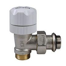 Ручной радиаторный клапан Honeywell V300EBB угловой