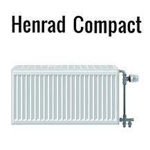 Стальные радиаторы Henrad Compact 22 тип высота 300 мм