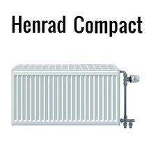 Стальные радиаторы Henrad Compact 33 тип высота 300 мм