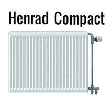 Стальные радиаторы Henrad Compact 11 тип высота 500 мм