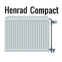 Стальные радиаторы Henrad Compact 33 тип высота 500 мм