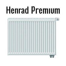Стальные радиаторы Henrad Premium 11тип высота 500 мм