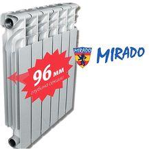 Алюминиевые радиаторы Mirado Al 500/96