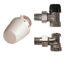 Термостатический комплект Honeywell VTL320EA15 угловой
