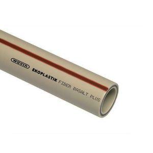 Полипропиленовая труба Ekoplastik Fiber Basalt Plus