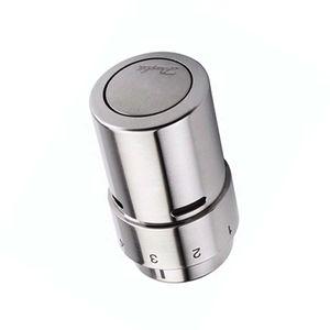 Термоголовка, термостатический элемент Danfoss RAX 013G6170, Хром