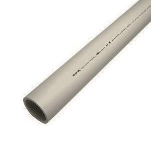 Полипропиленовая труба SPK, простая, для холодного и горячего водоснабжения