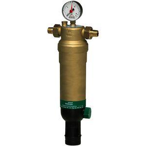 Компактный фильтр для горячей воды F76S-AAM с механизмом обратной промывки Honeywell