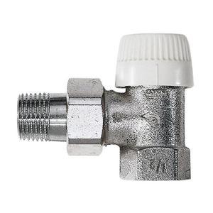 Термостатический клапан Honeywell V2000EVS угловой