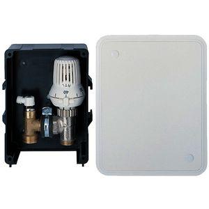 Термостатический комплект Honeywell Thera-RTL T6102AUB15 со скрытым термостатом