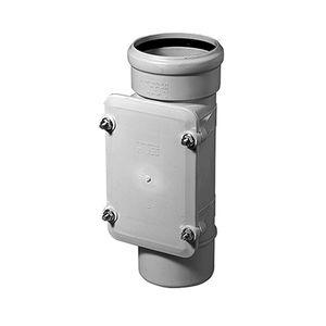 Канализационный фитинг Ostendorf Skolan бесшумная ревизия — это комплексное решение для создания шумопоглащающей канализационной системы в помещениях различного назначения (жилых и нежилых)