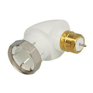 Угловой адаптер Danfoss 013G1360 для термостатических головок